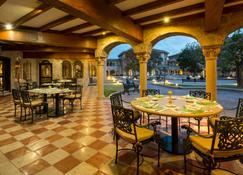 Quinta Real Aguascalientes - Aguascalientes - Restaurante