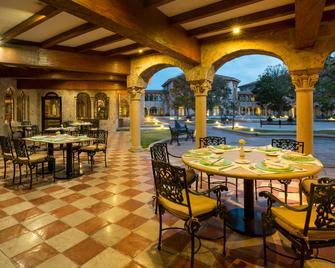 Quinta Real Aguascalientes - Aguascalientes - Restaurace