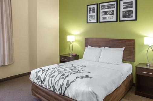 Sleep Inn & Suites - Bakersfield - Bedroom