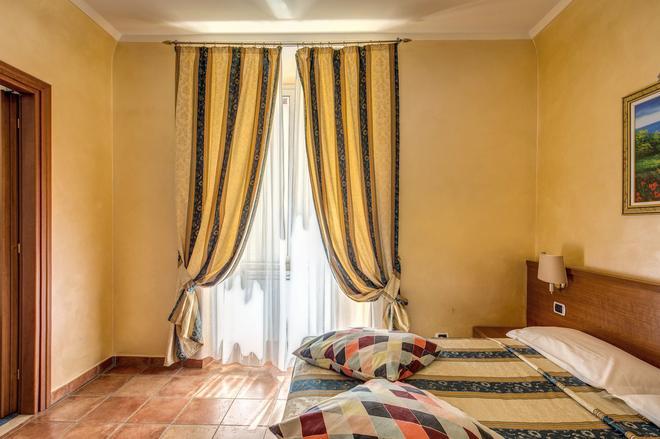 Hotel Maryelen - Rome - Bedroom