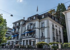 Hotel Beau Séjour Lucerne - Luzern - Rakennus