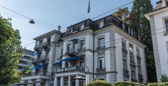Hotel Beau Séjour Lucerne - Λουκέρνη - Κτίριο