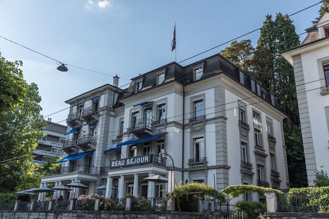 Hotel Beau Séjour Lucerne - Lucerna - Edificio
