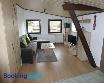 Ferienwohnung Last - Kyritz - Sala de estar