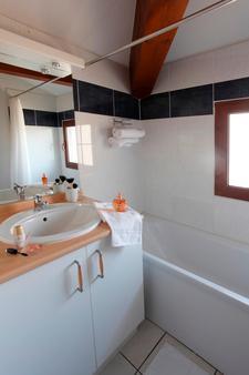 Adonis Carcassonne - Résidence la Barbacane - Carcassonne - Bathroom