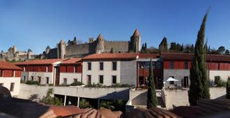 Adonis Carcassonne - Residence la Barbacane - كاركاسون - مبنى