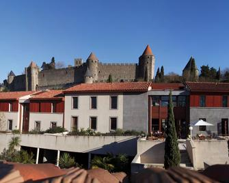 Adonis Carcassonne - Résidence la Barbacane - Каркассон - Здание