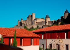 Adonis Carcassonne - Residence la Barbacane - Каркассон - Вид снаружи