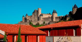 Adonis Carcassonne - Residence la Barbacane - Carcassonne - Outdoor view