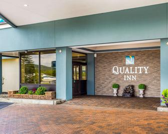 Quality Inn Oneonta Cooperstown Area - Oneonta - Gebäude