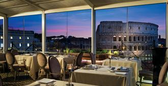 Palazzo Manfredi - Small Luxury Hotels of the World - Rome - Restaurant