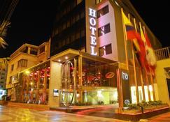 Hotel Ankara - Viña del Mar - Rakennus
