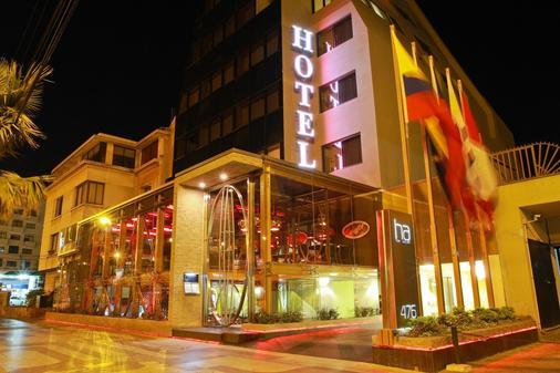 Hotel Ankara - Винья-дель-Мар - Здание
