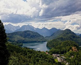 Best Western Plus Hotel Füssen - Füssen - Outdoor view