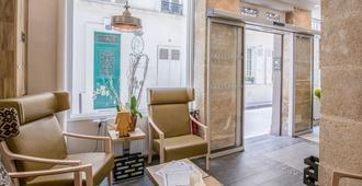 Hotel Prince Albert Wagram - París - Lobby