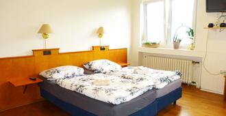 Messe-Zimmer Tus-Treff - דיסלדורף - חדר שינה
