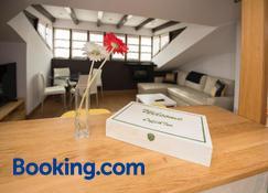 Apartments Llanes & Golf - Llanes - Living room