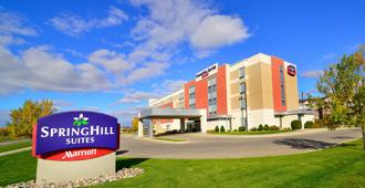SpringHill Suites by Marriott Grand Forks - Grand Forks