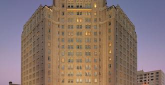 Intercontinental Hotels Mark Hopkins San Francisco - San Francisco - Rakennus