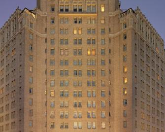 Intercontinental Hotels Mark Hopkins San Francisco - San Francisco - Building