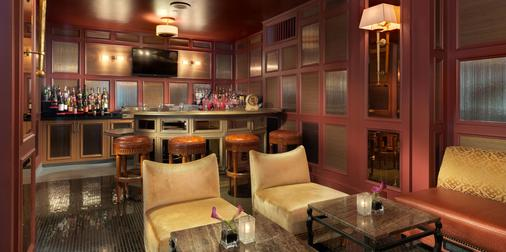Intercontinental Hotels Mark Hopkins San Francisco - San Francisco - Bar