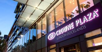 Crowne Plaza London Docklands - London - Building