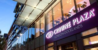 Crowne Plaza London Docklands - לונדון