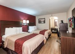 Red Roof Inn Lancaster - Lancaster - Bedroom