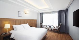 Lion Hotel - Busan - Bedroom