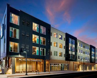 AC Hotel by Marriott Chapel Hill Downtown - Chapel Hill - Gebouw