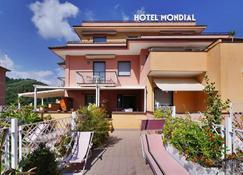 Hotel Mondial - Moneglia - Bâtiment