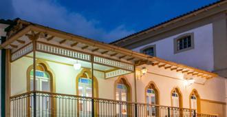 Pousada do Douro - Ouro Preto - Edificio