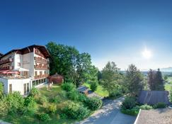 Hotel Bergruh - Füssen - Vista del exterior