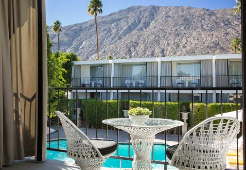 Avalon Hotel Bungalows Palm Springs, a Member of Design Hotels - Palm Springs - Ban công