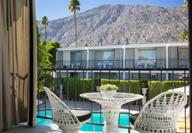 Avalon Hotel and Bungalows Palm Springs - Palm Springs - Balcony