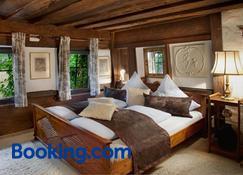 Hotel Altfränkische Weinstube - Rothenburg ob der Tauber - Yatak Odası