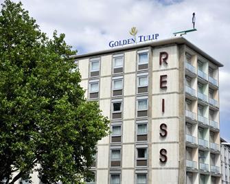 Golden Tulip Kassel Hotel Reiss - Kassel - Gebouw