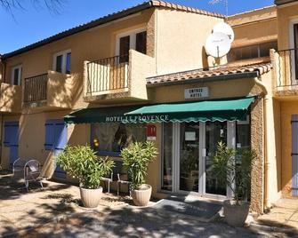 Le Provence - Manosque - Gebouw