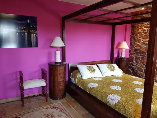 Casona Los Gamonales - Carreño - Bedroom