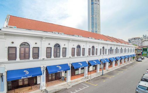 Areca Hotel Penang - George Town - Building