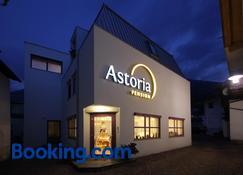 Pension Astoria - Stelvio - Building