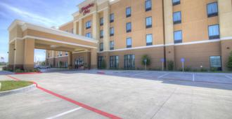 Hampton Inn Houston I-10 East, TX - Houston - Building
