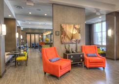 Hampton Inn Houston I-10 East, TX - Houston - Lobby