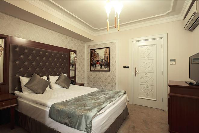 The Empress Theodora Hotel - Istanbul - Bedroom