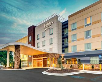 Fairfield Inn & Suites Atlanta Stockbridge - Стокбридж - Здание