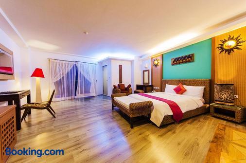 Seasons Bali Fashion Inn - Hengchun - Phòng ngủ