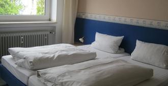 Eu Centralhotel Im Tönnchen - דיסלדורף - חדר שינה