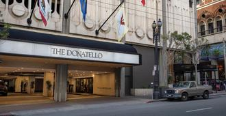 The Donatello - San Francisco - Building