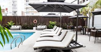 Holiday Inn Rosario - Rosario - Piscina