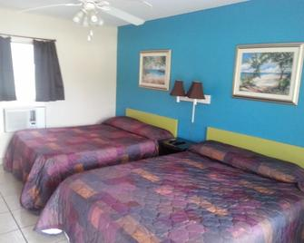 Carters Motel and Mobile Home Village - Edgewater - Schlafzimmer